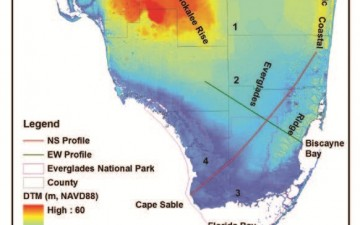 Quantification of Inundation in South Florida Causes by Sea Level Rise