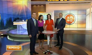 Wall of Wind Exhibit at National Building Museum, AMHQ, The Weather Channel, Friday, May 9th, 2014