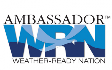 NOAA designates IHRC as Weather-Ready Nation Ambassador
