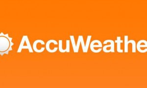 AccuWeather logo 2013