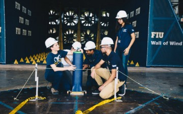 Wall of Wind Challenge attracts next generation of engineers