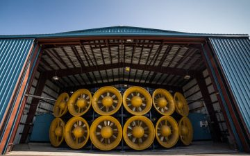 FIU Wall of Wind receives a $5.62 million NSF grant for hurricane research